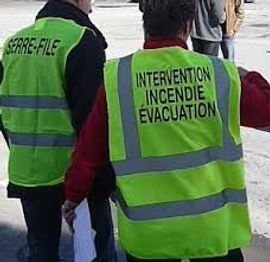 Evacuation - Guide-file et serre-files