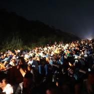 sentados. Chiapas. 2018