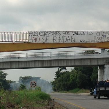 solidaridad chiapaneca. Chiapas. 2018