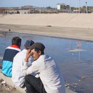 The sun shines for all. Tijuana. 2018