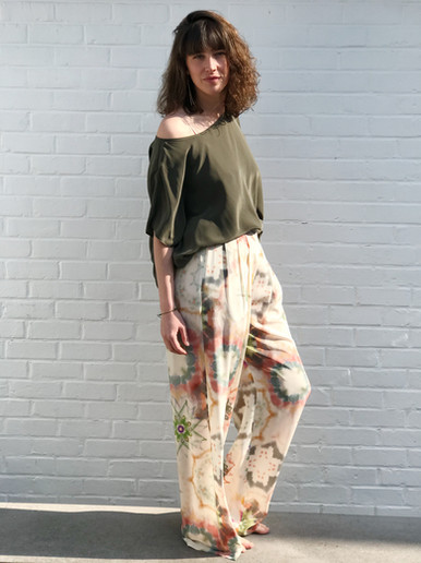 Haut Toupy & Pantalon Momoni
