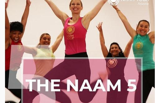 Naam 5 Certification