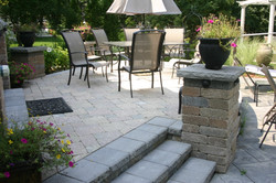 Elevation patios