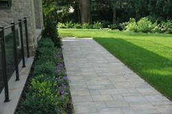 Stone Paver Walkways