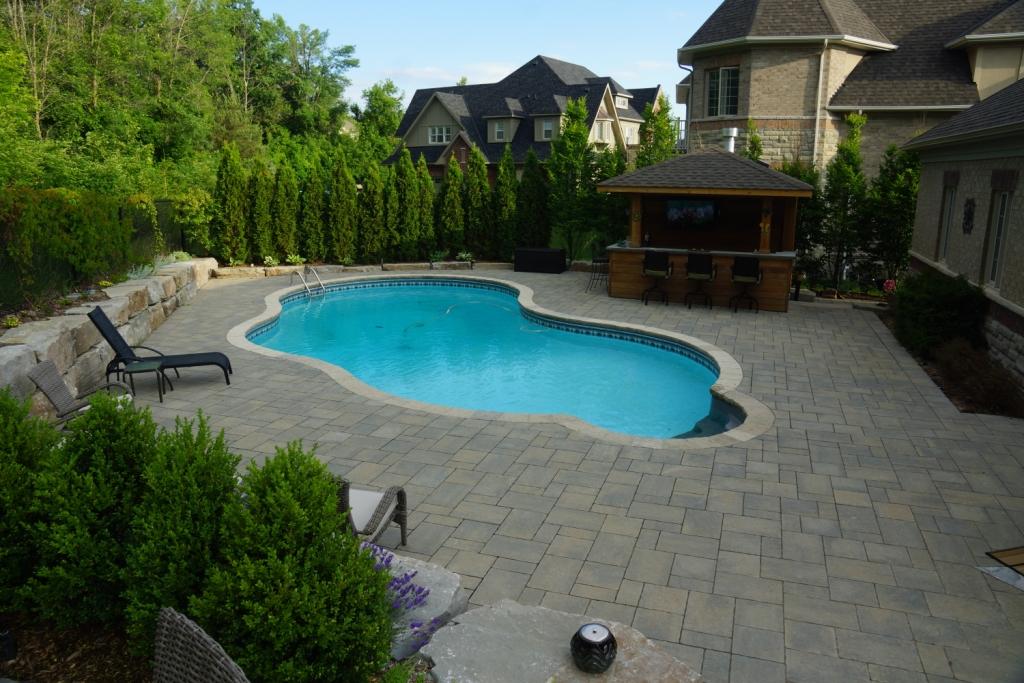 Garden pool design ideas | ideas for