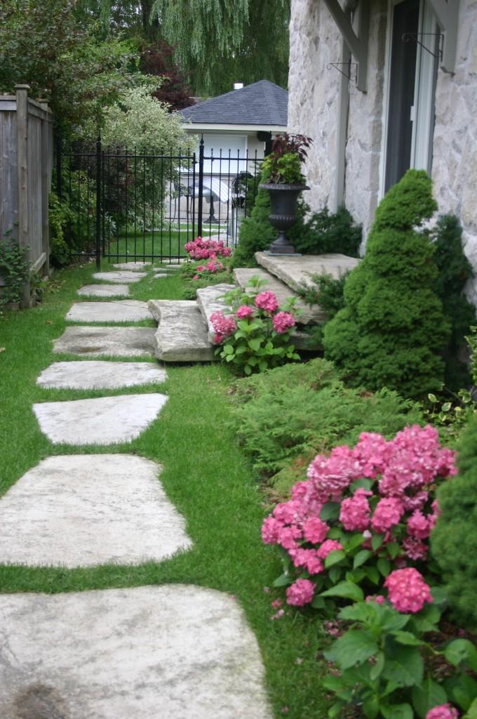 Natural Stone Pat Ways