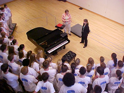 Choir Tour Master Class