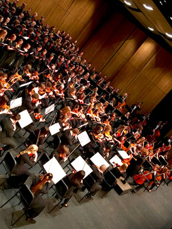 Choral Orchestral Concert
