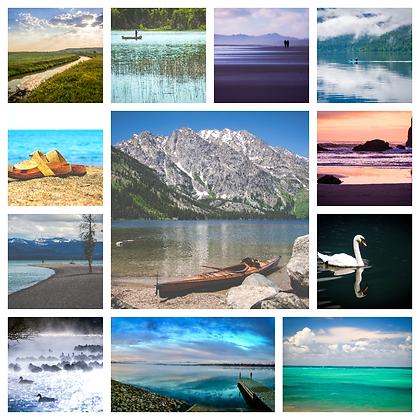 LAKES, BEACHES, RIVERS