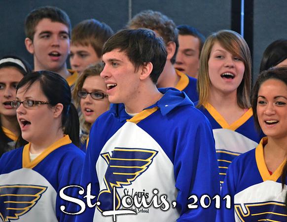 Choir Tour 2011