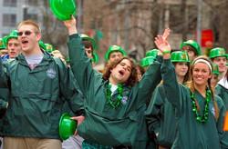 Choir Tour Parade