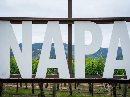 Wine Country Wanderings