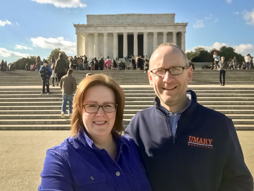 DC—Marching & Researching