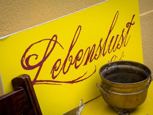 THE ROMANTIC ROAD & LEBENSLUST (the joy of living)