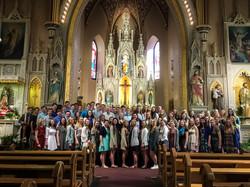 Choir Tour:  Texas