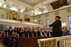 Choir Tour:  New York City