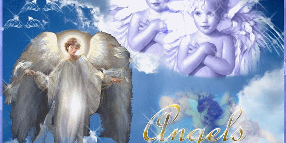 Tečaj za Angelskega Terapevta s Certifikatom -  Po spletu