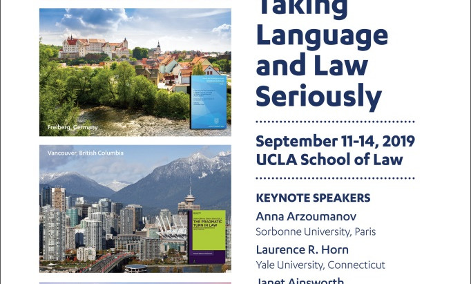 Conference of the International Language and Law Association in Los Angeles