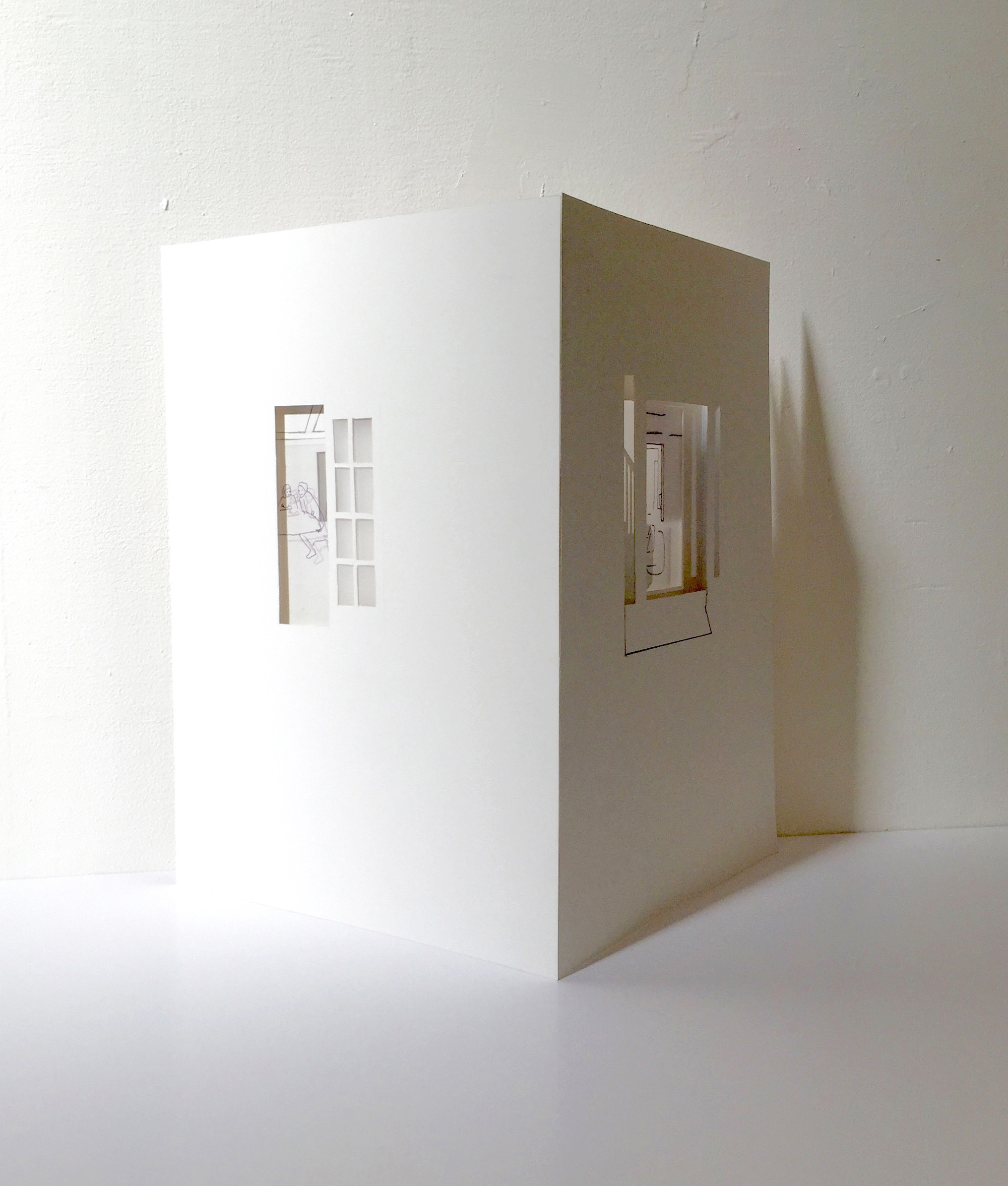 Untitled (Two Rooms)
