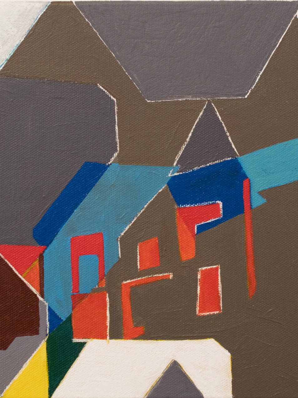 Untitled (Puzzle House)