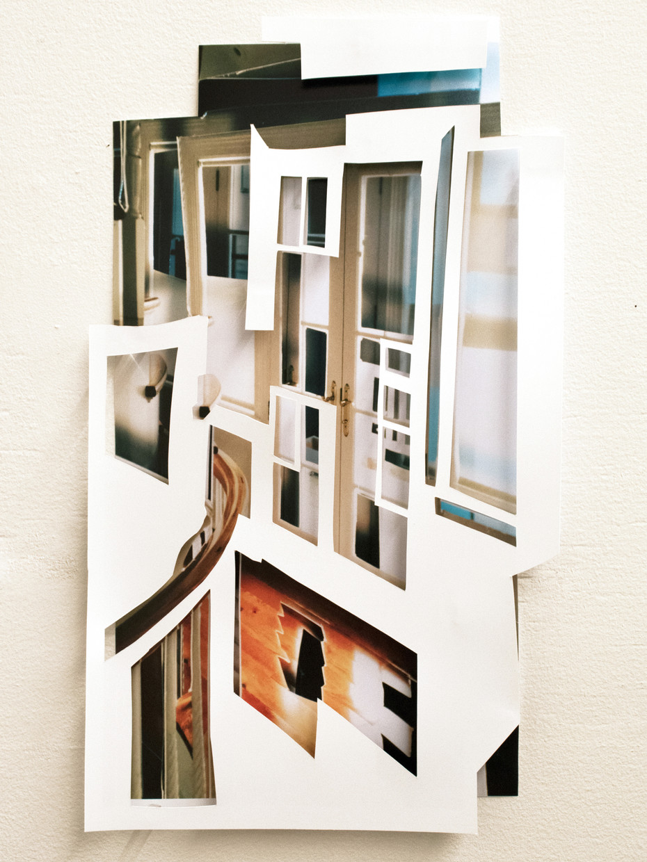 Untitled (Wall Sculpture)