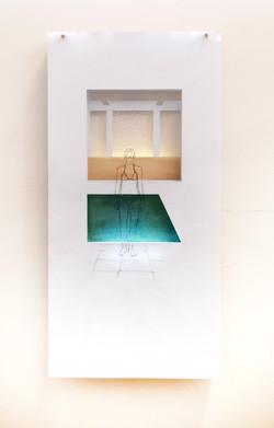 Untitled (Swimming Pool) lights on