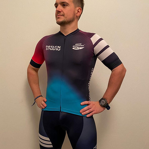 Maillot Aero Purple - 2021