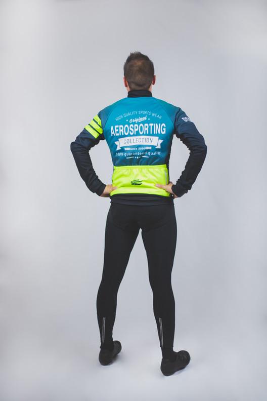Maillot mi saison Race