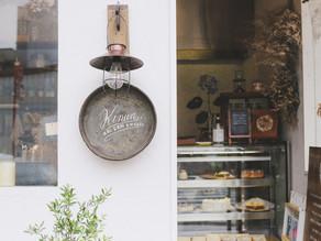 ハナクマ手帖 no.1|笑顔になれるスイーツのお店〈米粉sweets kinun.〉
