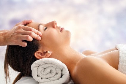 pamper yourself  through massage