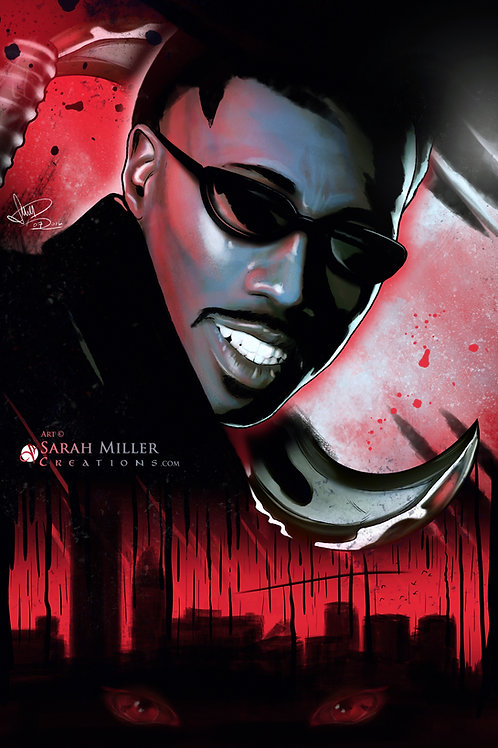 """Blade 11""""x17"""" Poster"""