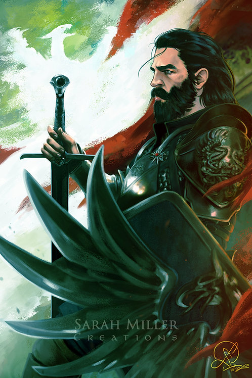 "Blackwall 12""x18"" Poster"