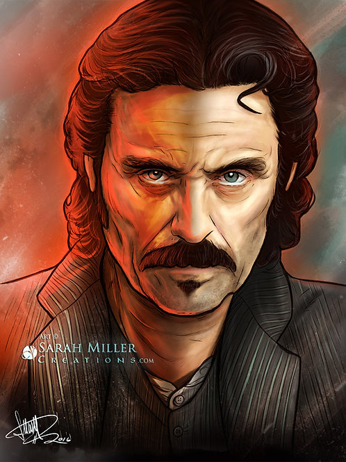 """Welcome to Deadwood 11""""x14"""" Poster"""