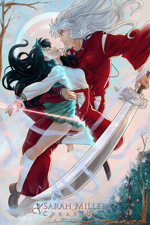 "Feudal Fairytale 12""x18"" Poster"