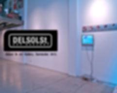 Germán Torres de Huertas. Del Sol St. Art Gallery. Germán Torres de huertas. Investigador en arte y artista multimedia. Master AVM Universidad Politécnica de Valencia
