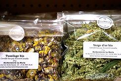 plantes herboristerie la Maria
