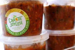 sauce à spagettis végétarienne maison