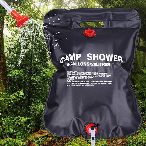 CARTMAN Portable Solar Camping Shower 5 Gallons