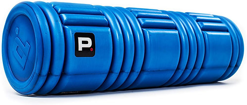 Mcaron Perfect Fitness Solid Foam Roller for Therapy and Recovery, 18-Inch