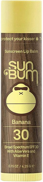 Sun Bum Lip Balm, SPF 30, 0.15 oz. Stick, 1 Count