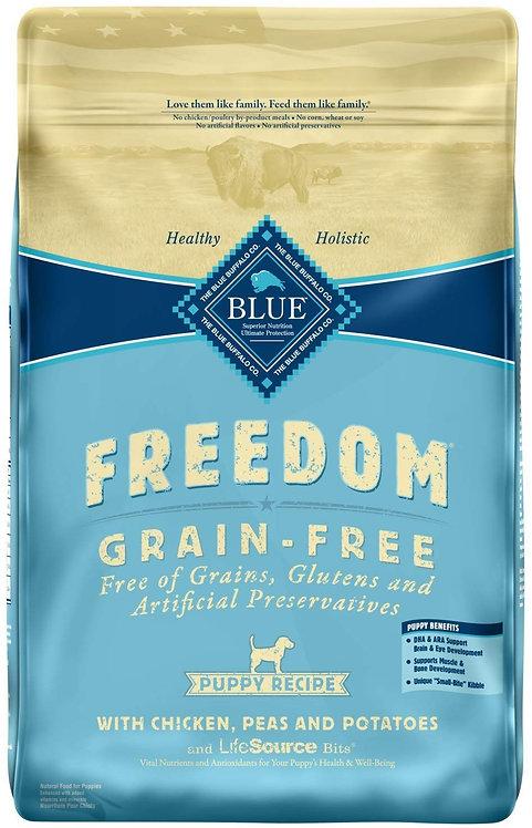 Blue Buffalo Freedom Grain Free Natural Puppy Dry Dog Food