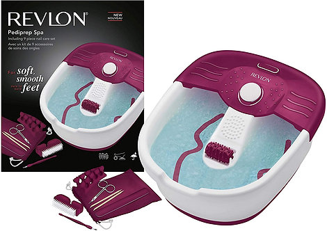 Revlon Pediprep Foot Spa by Revlon