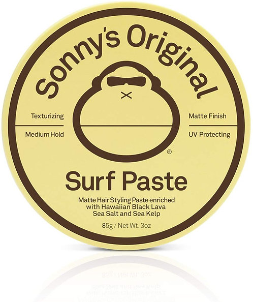 Sun Bum Sonny's Original Surf Paste, Texturizing Hair Styling Paste
