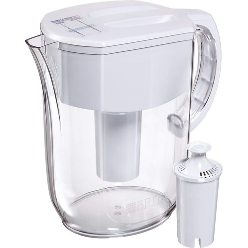 Brita Large 10 Cup Everyday Water Pitcher with Filter