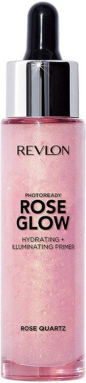 Revlon Photoready Rose Glow Face Makeup Primer, Rose Quartz, 1.0 Fl. Oz