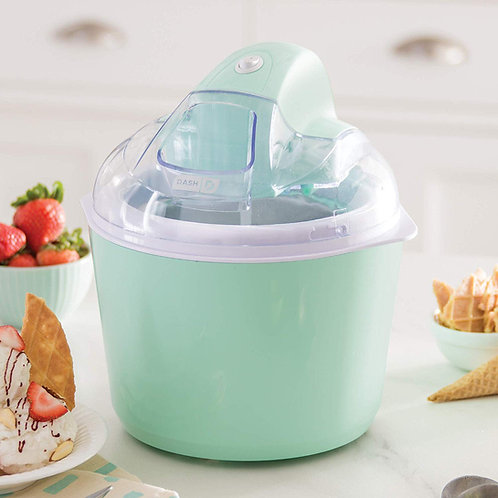DASH DIC001AQ Deluxe Ice Cream Frozen Yogurt & Sorbet Maker
