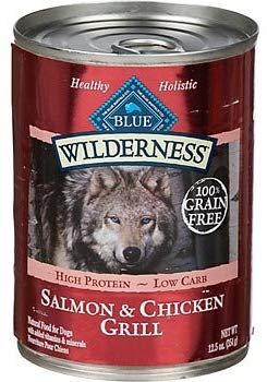 Blue Buffalo Wilderness Canned Dog Food
