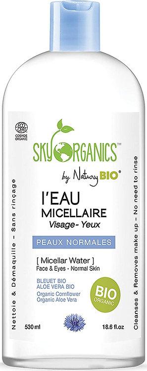 Organic Micellar Cleansing Water by Sky Organics Normal Skin