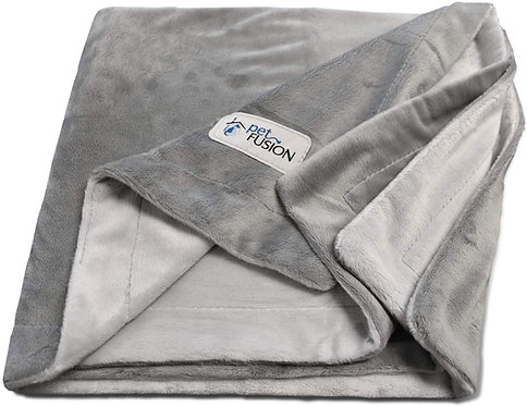 PetFusion Premium Pet Blanket, Multiple Sizes for Dogs & Cats.