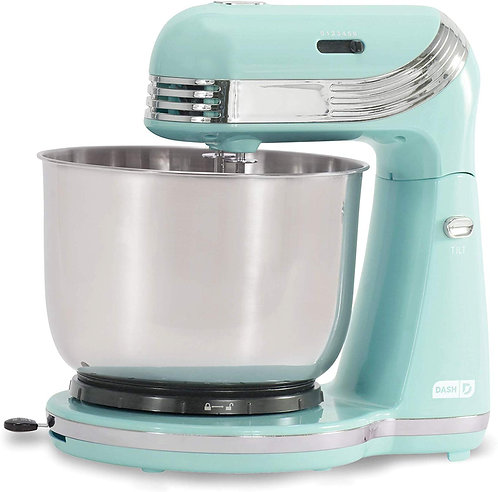 Dash Stand Mixer (Electric Mixer for Everyday Use): 6 Speed